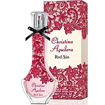 CHRISTINA AGUILERA RED SIN, 75 ml